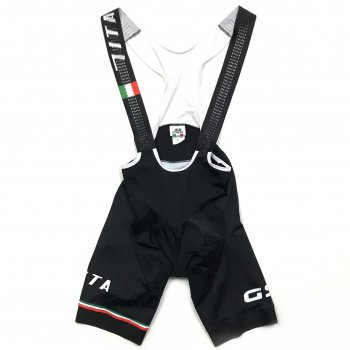 7ITA Neo Cobra II Bibshorts Black/White