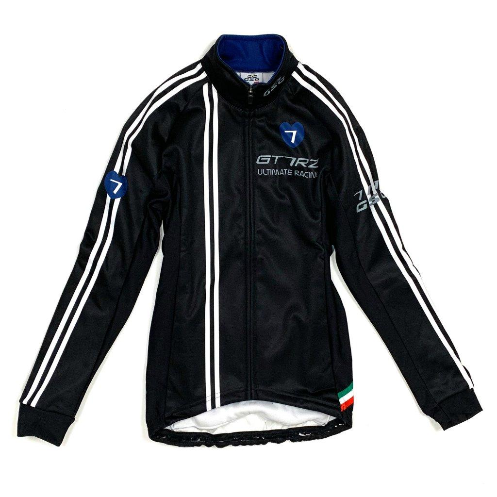 7ITA GT-7RZ Lady Jacket Black/Blue