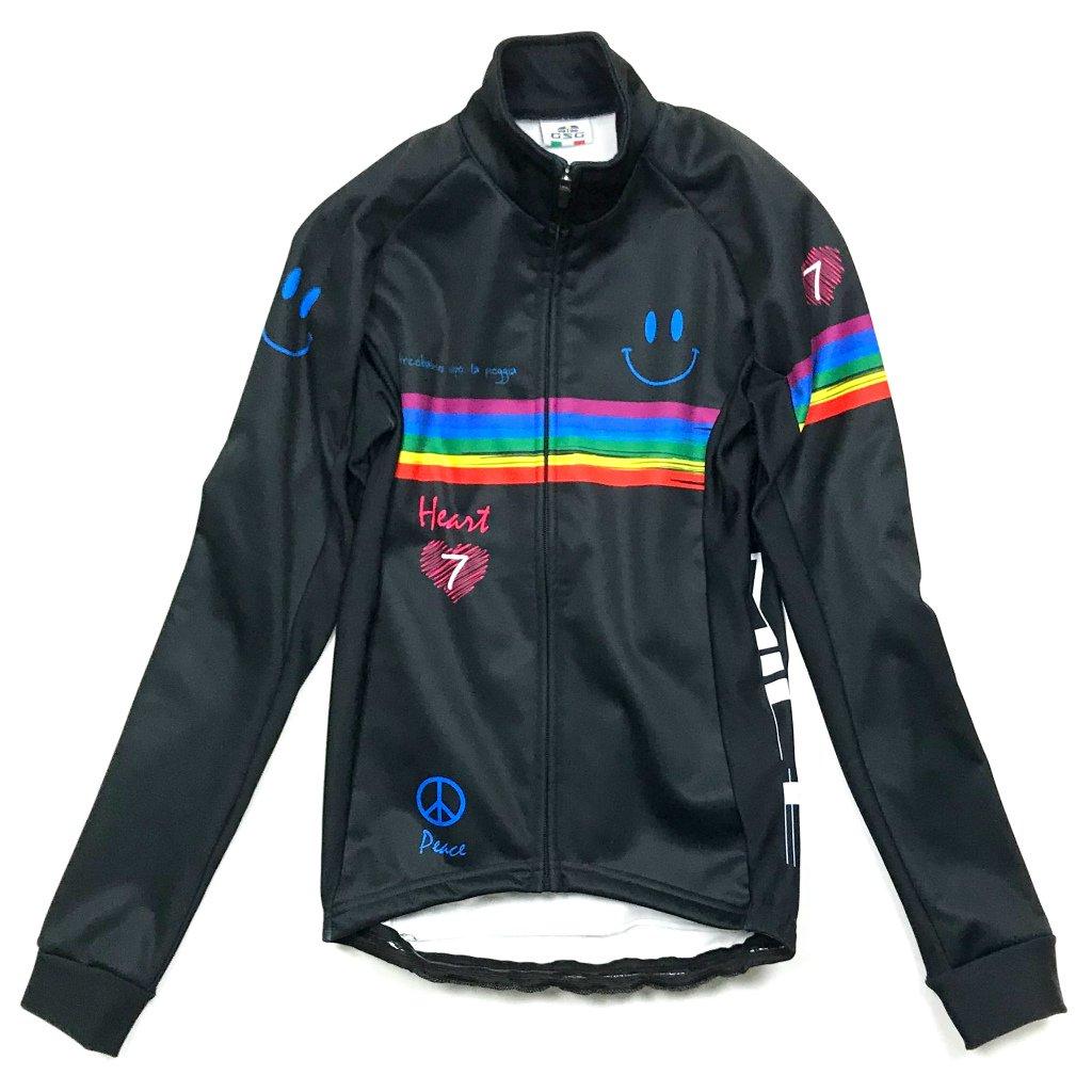 7ITA Rainbow Smile III Lady Jacket Black