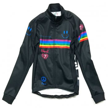 7ITA Rainbow Smile III Lady Jacket Black