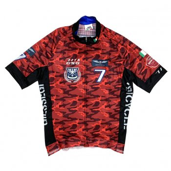 7ITA Army III Jersey(2020) Red Camo