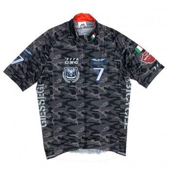 7ITA Army III Jersey(2020) Black Camo