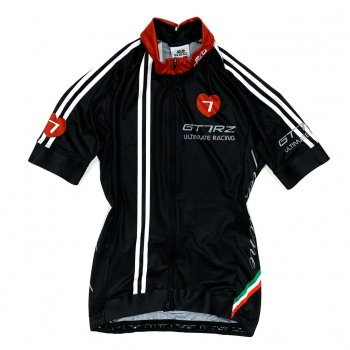 7ITA GT-7RZ Lady Jersey Black/Red