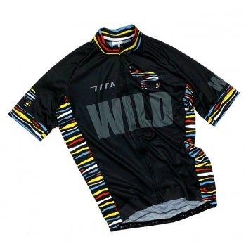 7ITA Wild Jersey Black