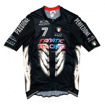 7ITA  Mechanic Jersey Black