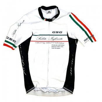 GSG  Salite Infinite SP Jersey White