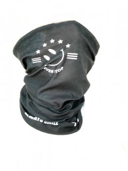 7ITA Smile II Neck Cover Black
