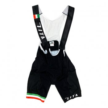 7ITA Trailer X Bibshorts Black