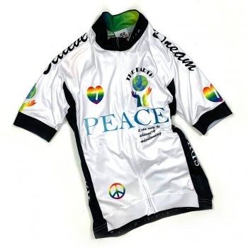 7ITA The Earth Lady Jersey White