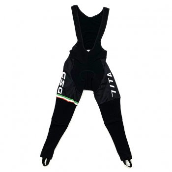 7ITA Vapour Bibtights Black/White