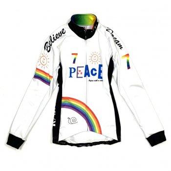 7ITA Peace Sunny Day Lady Jacket White