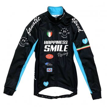 7ITA Racing Smile Lady Jacket Black/Green