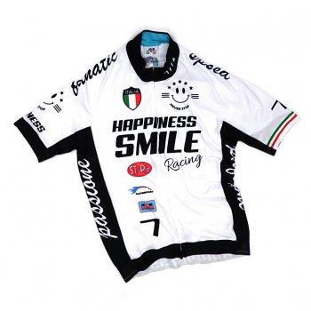 7ITA Racing Smile Jersey White