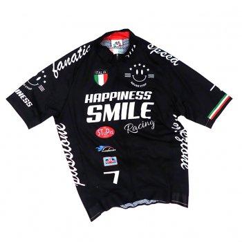 7ITA Racing Smile Jersey Black