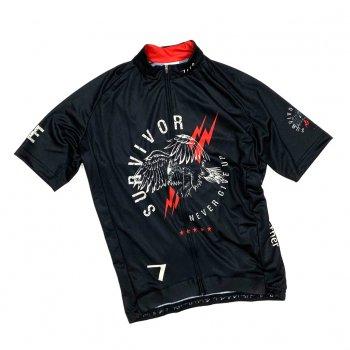 7ITA Survivor Jersey Black