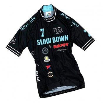7ITA  Slow Down II Lady Jersey Black