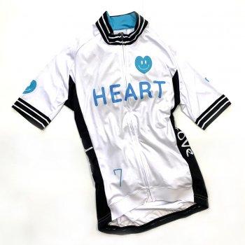 7ITA Heart Lady Jersey White