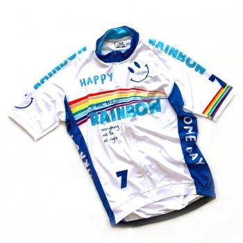7ITA Rainbow Smile III Jersey White