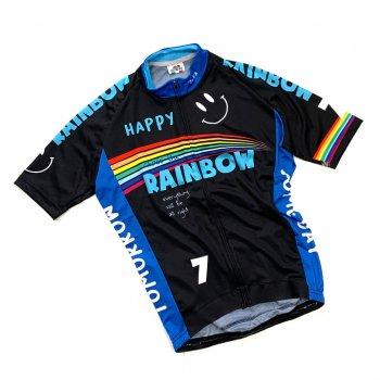 7ITA Rainbow Smile III Jersey Black