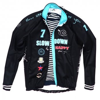 7ITA Slow Down II Jacket Black