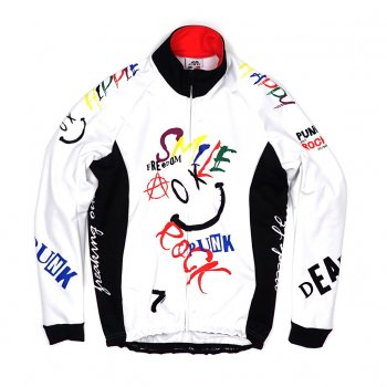 7ITA Punk III Jacket White