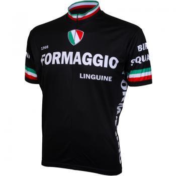 Formaggio Italy Black Jersey