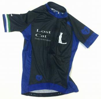 7ITA Lost Cat Lady Jersey Black/Navy