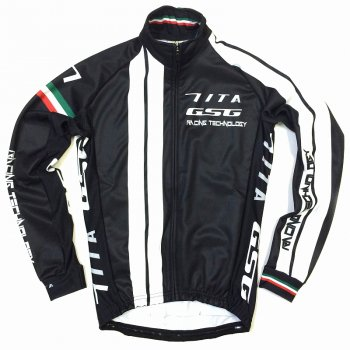 7ITA GT-7 Jacket Black/White