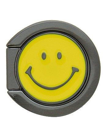 YELLOW SMILEY / フェイススマホリング