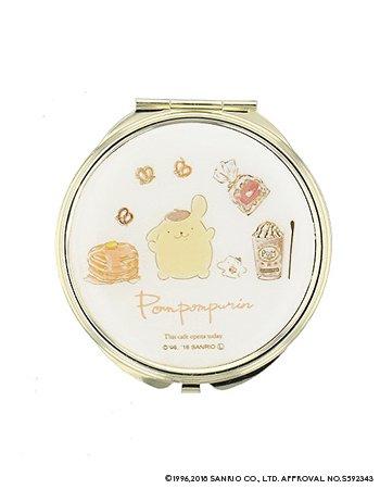 POMPOMPURIN  / 水彩ミラー