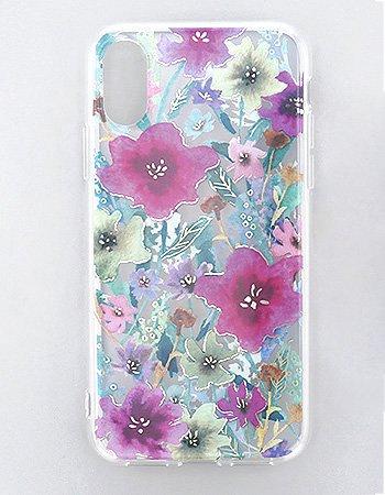 ボタニカル / ハイブリッドケース(iPhoneXR)