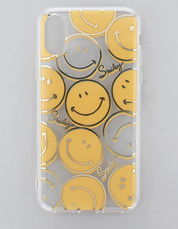 SMILEY  / ハイブリッドケース(iPhoneXR)