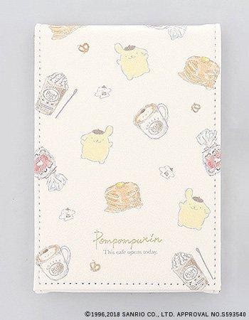 POMPOMPURIN / 水彩スタンドミラー