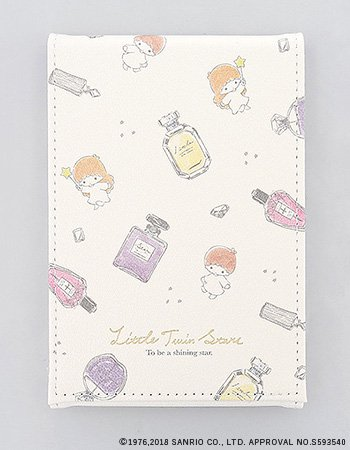 LITTLE TWIN STARS / 水彩スタンドミラー