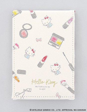 HELLO KITTY / 水彩スタンドミラー