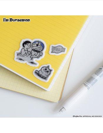 I'm DORAEMON (おばけ) / リフレクトステッカー