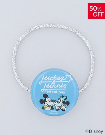 <img class='new_mark_img1' src='https://img.shop-pro.jp/img/new/icons16.gif' style='border:none;display:inline;margin:0px;padding:0px;width:auto;' />DISNEY / ポージング ヘアゴム(BL)