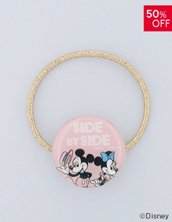 <img class='new_mark_img1' src='https://img.shop-pro.jp/img/new/icons16.gif' style='border:none;display:inline;margin:0px;padding:0px;width:auto;' />DISNEY / ポージング ヘアゴム(PK)