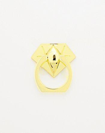 ゴールドダイヤ / スマホリング