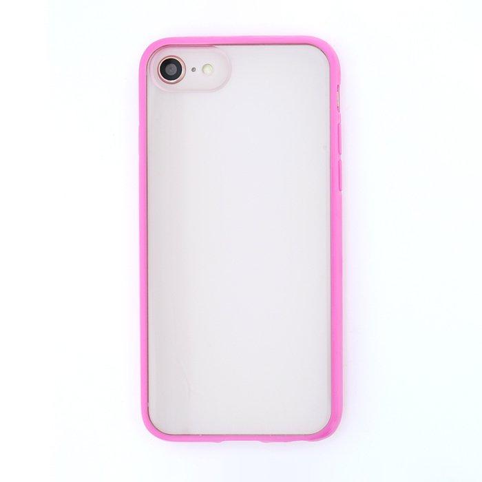 ピンク / ハイブリッドケース(iPhone8/7/6s)