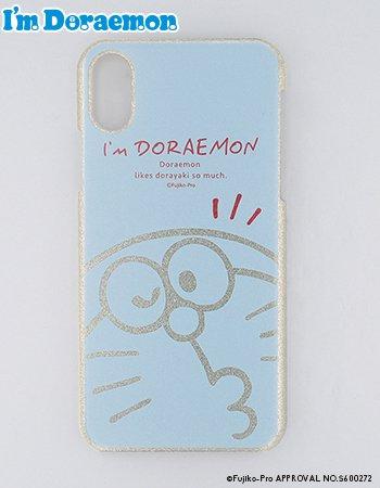 iPhoneX/Xs I'm DORAEMON (Big face)