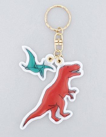 恐竜  /  リフレクトキーリング