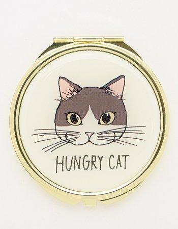 Hungry Cat(ブラック) /  ミラー