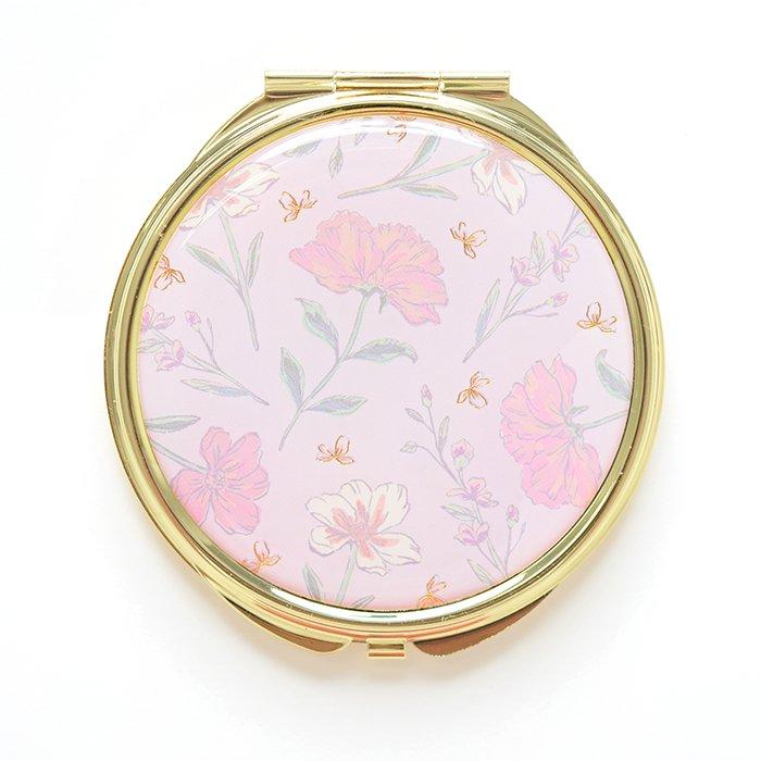 ボタニカル(ピンク) /  ミラー