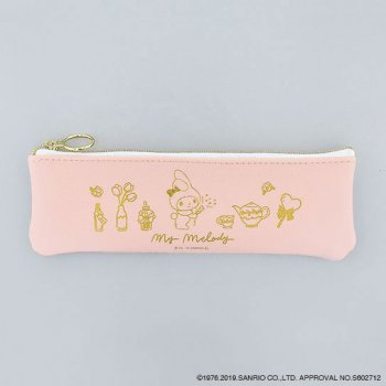 <img class='new_mark_img1' src='https://img.shop-pro.jp/img/new/icons14.gif' style='border:none;display:inline;margin:0px;padding:0px;width:auto;' />MY MELODY /スリムポーチ