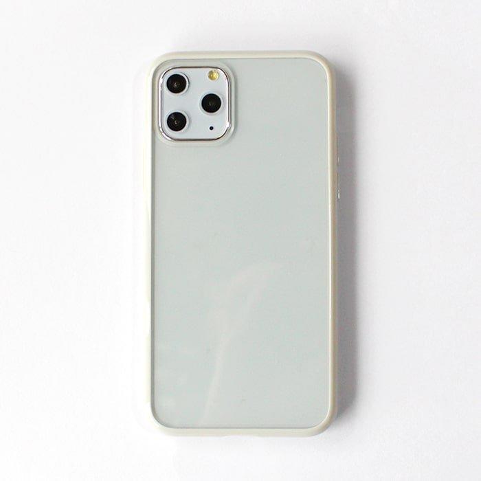 グレー/ ハイブリッドケース(iPhone11 Pro)