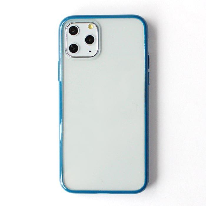 ネイビー/ ハイブリッドケース(iPhone11 Pro)