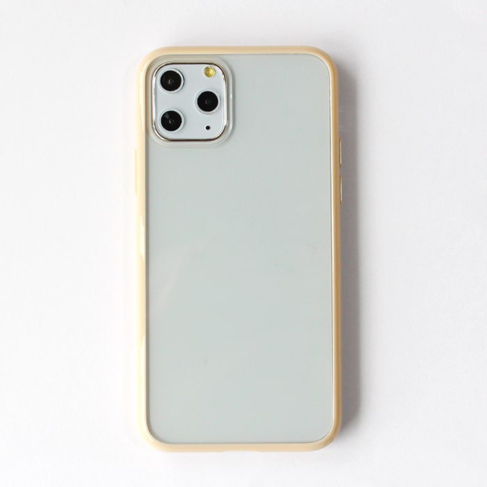 ベージュ / ハイブリッドケース(iPhone11 Pro)