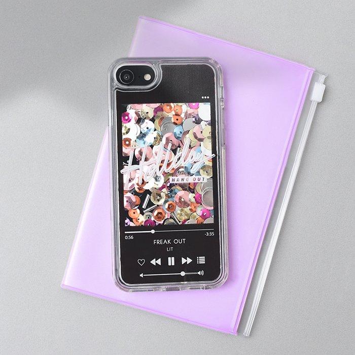 MUSIC  / ハイブリッドケース(iPhone8/7/6s)