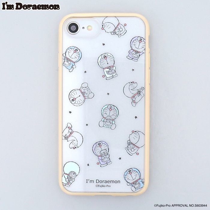 <img class='new_mark_img1' src='https://img.shop-pro.jp/img/new/icons14.gif' style='border:none;display:inline;margin:0px;padding:0px;width:auto;' />  I'm DORAEMON (BE)  / iPhone8/7/6sケース